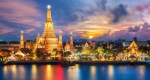 bangkok thailand wat arun
