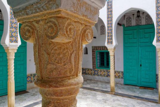 kasbah of algiers algeria
