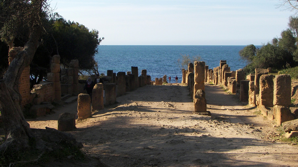 Tipasa in Mauretania