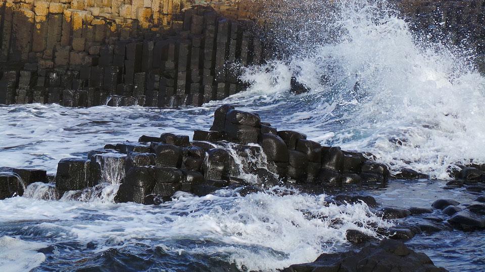 northern ireland basalt columns